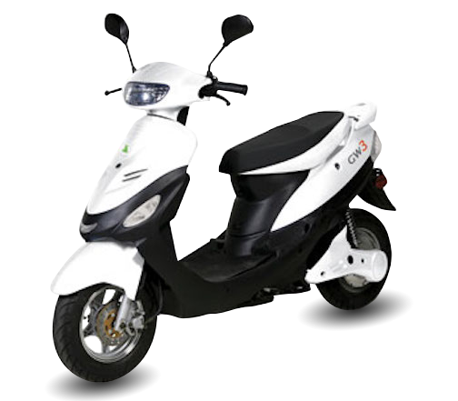 greenwheel gw3 scooter electrique