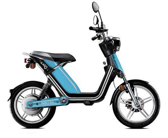 matra e-mo scooter electrique