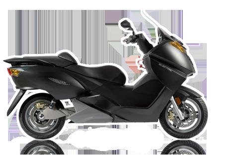 vectrix VX1 noir scooter electrique